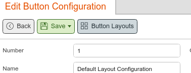 Button Layouts