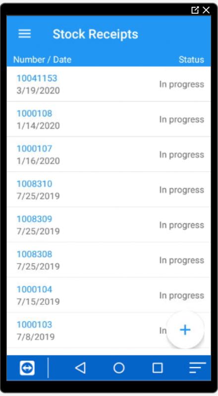 Korona app8Stock